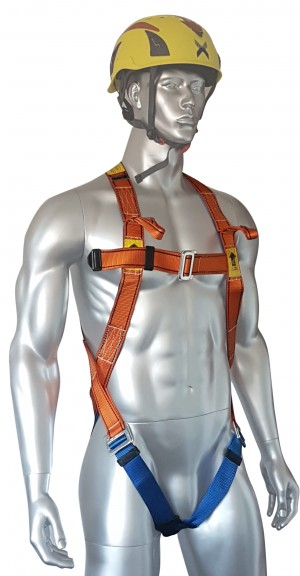 Aresta Basic Double Point Safety Harness General Purpose