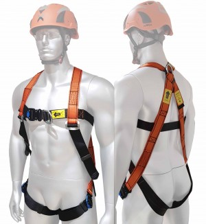 Aresta Rushmore Safety Harness Multi-Purpose Double Point with Eeze-Klick Buckles