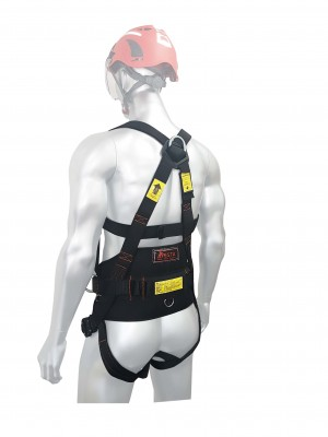 Aresta Summit Stretch Safety Harness Multi-Purpose 5-Point & Eeze-Klick Buckles