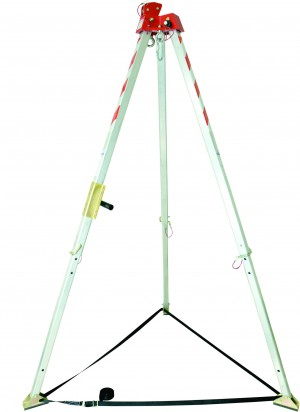 Aresta Lynx Adjustable Tripod 10ft for Safety Rescue & Confined Space