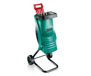 Bosch AXT 2200 Electric 2200w Rapid Garden Shredder 40mm with Detachable Hopper