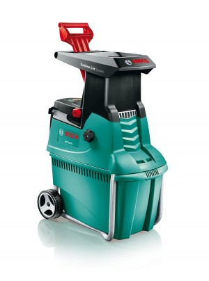 Bosch AXT 25TC Electric 2500w Silent Garden Shredder 45mm with Box & Detachable Hopper