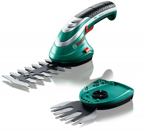 Bosch ISIO 3 Cordless Shape & Edge Shrub Shear with Battery