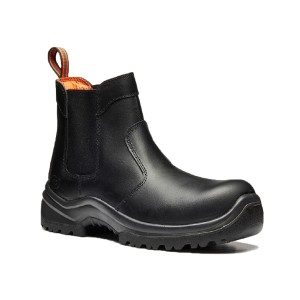 V12 Colt Safety Dealer Work Boots Black (Sizes 6-12)