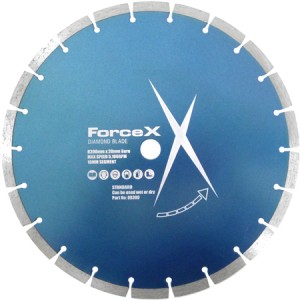 Force-X DB300 General Purpose Diamond Blade 300mm