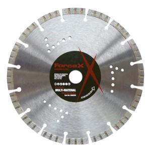 Force-X DBM230 Premium Generial Purpose Diamond Blade 230mm