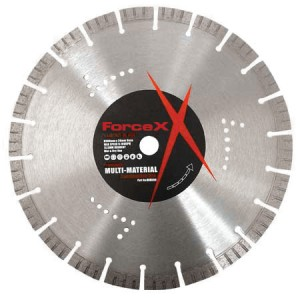 Force-X DBM300 Premium General Purpose Diamond Blade 300mm