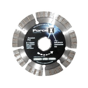 Force-X Premium+ General Purpose Diamond Blade (Various Sizes)