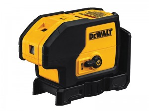 DeWalt DW083K Self-Levelling Point 3-Beam Laser Level