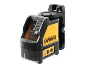 DeWalt DW088CG Cross Line Green Beam Laser Level