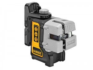 DeWalt DW089K 3 Way Self-Levelling Multi Line Laser Level