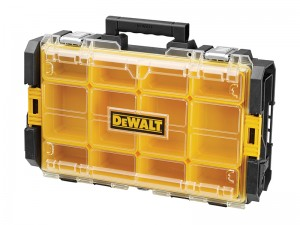 DeWalt TOUGHSYSTEM Clear Compartment Organiser