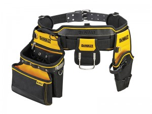 DeWalt DWST1-75552 Multiple Pocket Tool Apron With Drill Holster