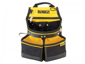 DeWalt DWST1-75650 Reinforced Multiple Pocket Nail Pouch