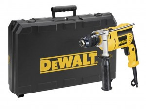 DeWalt D024K 701w Keyless Percussion Drill 13mm & Case 240v