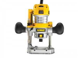 DeWalt D26203 900w Plunge Router Variable Speed 1/4in 240v