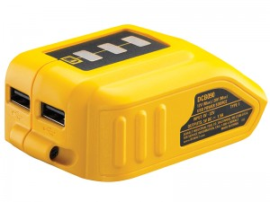 DeWalt DCB090 USB Charger For 10.8-18v Li-Ion Batteries