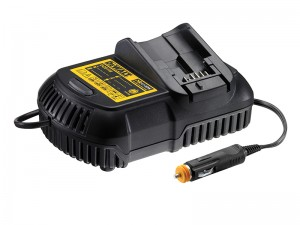 DeWalt DCB119 XR 10.8-18v Li-Ion Universal Powertool Battery Car Charger