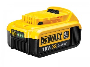 DeWalt DCB182 XR 18v Li-Ion Slide Battery 4.0Ah