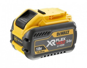 DeWalt DCB548 FlexVolt XR 18/54v Li-Ion Slide Battery 12.0/4.0Ah