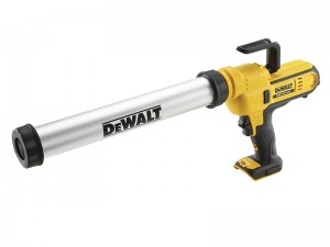 DeWalt DCE580N XR Cordless 18v Caulk Gun 600ml Bare Unit