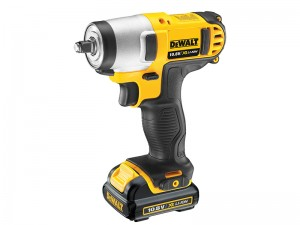 DeWalt DCF813D2 Cordless 10.8v Impact Wrench & 2 x Li-Ion 2.0Ah Batts