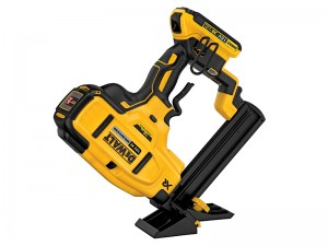 DeWalt DCN682D2 XR Cordless 18v Brushless 18G Floor Stapler & 2 x Li-Ion 2.0Ah Batts