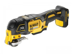 DeWalt DCS355N XR Cordless 18v Brushless Oscillating Multi-Tool Bare Unit