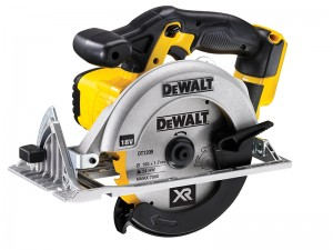 DeWalt DCS391N XR Cordless 18v Premium Circular Saw 165mm Bare Unit
