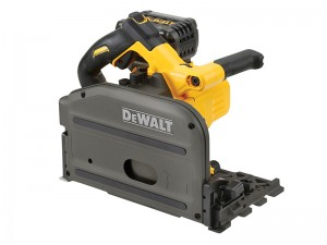 DeWalt DCS520T2 XR FlexVolt Cordless 18/54v Plunge Saw & 2 x Li-Ion 6.0/2.0Ah Batts