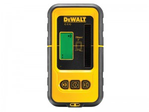 DeWalt DE0892G Green Beam Detector For Laser Level 50m