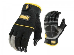 DeWalt Premium Framer Precision 3 Finger Tip Safety Gloves