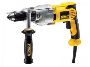 DeWalt DWD524KS 1100w 2 Speed Percussion Drill 110v