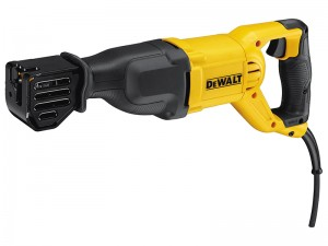DeWalt DW305PKL 1100w Reciprocating Saw 110v