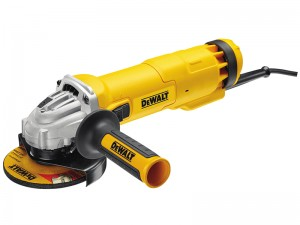 DeWalt DWE4206K 1010w Mini Grinder 115mm & Kit Box 240v