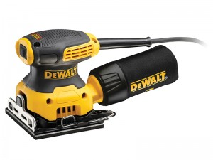 DeWalt DWE6411 230w Sheet Sander 1/4in 110v