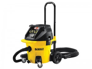 DeWalt DWV902M 1400w M-Class Next Generation Dust Extractor 240v