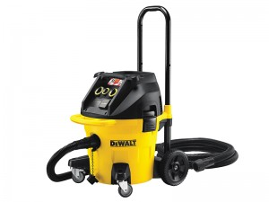 DeWalt DWV902M 1400w M-Class Next Generation Dust Extractor 110v