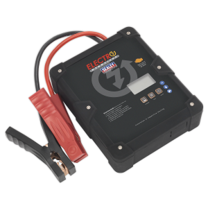 Sealey ElectroStart Batteryless Power Jump Starter 12v 1600amp