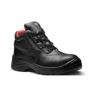 V12 Vital Elk Safety Work Boots Black (Sizes 3-12)