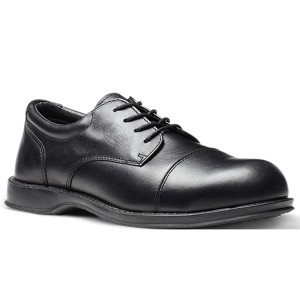 V12 Envoy Safety Work Shoes Black (Sizes 7-12)