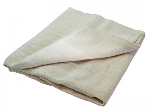 Faithfull Cotton Twill Polythene Backed Dust Sheet 3.6m x 2.8m