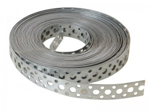 ForgeFix Heavy-Duty Galvanised Fixing Band 20mm x 10m