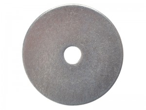 ForgeFix Flat Repair Washer Zinc Plated Bag of 10 (Sizes M6-12)