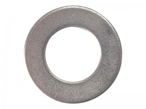 ForgeFix Flat Form B Washer Zinc Plated Bag of 100 (Sizes M3-20)