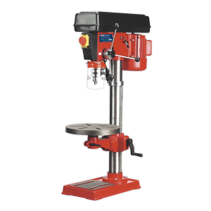 Sealey Bench Pillar Drill 16-Speed 240v (Various Sizes)