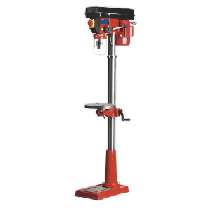 Sealey Floor Pillar Drill 12-Speed 240v 1500mm