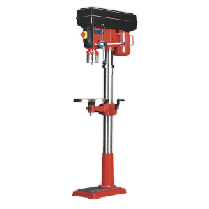 Sealey Floor Pillar Drill Variable Speed 240v 1630mm