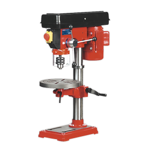Sealey Bench Pillar Drill 5-Speed 240v 750mm