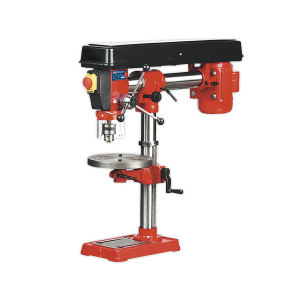 Sealey Rapid Bench Pillar Drill 5-Speed 240v 820mm